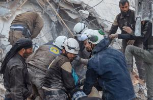 مجازر في ادلب