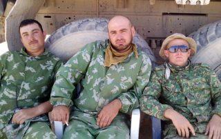 مرتزقة روس في سوريا