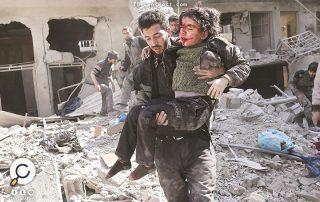 سوريا.. مقتل 38 في اليوم السادس لغارات النظام على الغوطة الشرقية