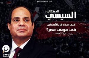 """""""اجوان بالعكس"""".. كيف سدد الديكتاتور السيسي كل الأهداف في مرمى مصر ؟!"""