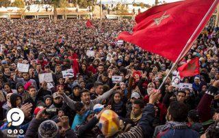 لهذا السبب.. وقفة احتجاجية بمدينة جرادة المغربية