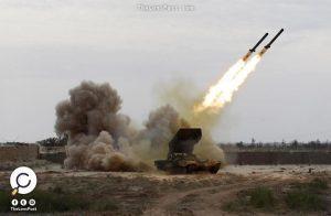 استهداف مبنى قيادة القوات الإماراتية في مأرب.. والتحالف العربي يعترض صاروخين