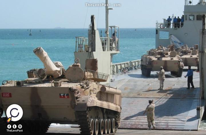 """لهذا السبب.. الإمارات توقف بناء قاعدة """"بربرة"""" العسكرية بأرض الصومال"""
