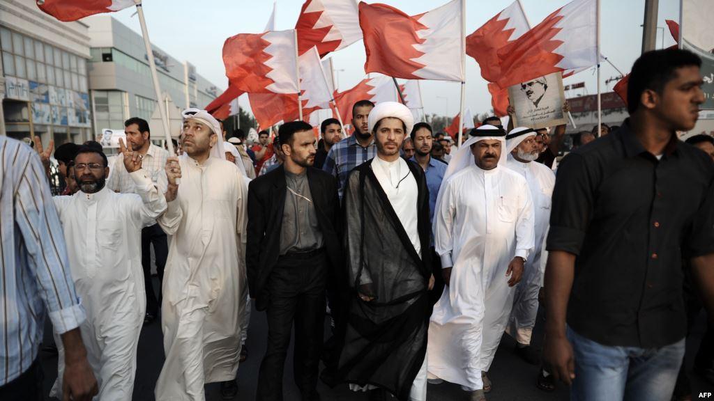 """إحتجاجات """"الشيعة"""" في البحرين"""