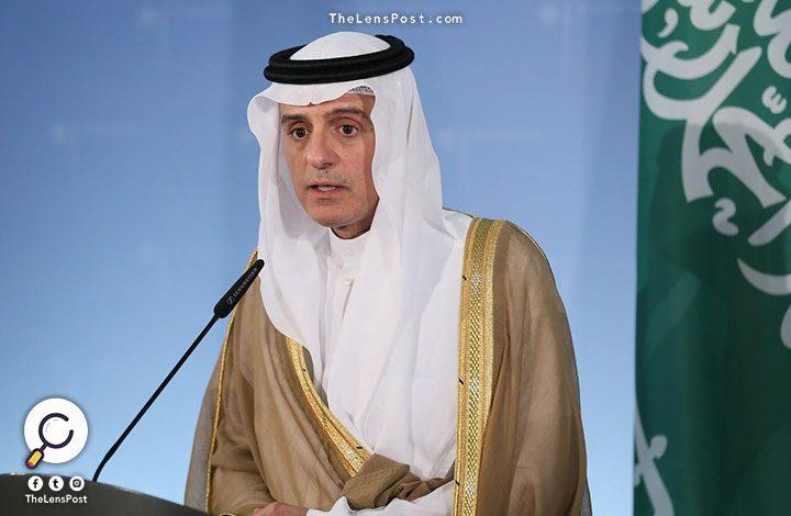 """لهذا السبب.. نشطاء عرب يرفضون زيارة """"الجبير"""" للبرلمان الأوروبي"""
