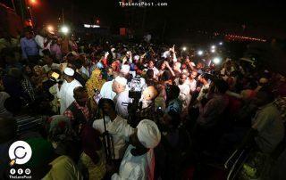 السودان يفرج عن 80 من موقوفي احتجاجات يناير