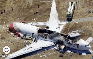 أودت بحياة 66 شخصًا... إيران تصل إلى حطام الطائرة المنكوبة