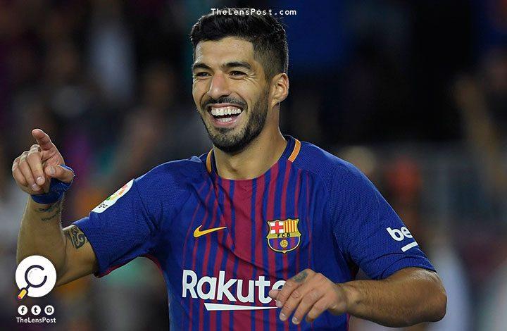 """""""برشلونة"""" يحلق في صدارة """"الليجا"""""""