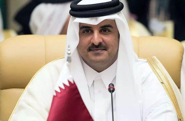أمير قطر يوجه بمساعدات عاجلة لقطاع غزة