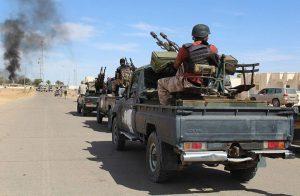 """قوات """"البنيان المرصوص"""" تعلن النفير في مدينة سرت الليبيةقوات """"البنيان المرصوص"""" تعلن النفير في مدينة سرت الليبية"""