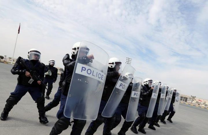 الذكرى السابعة لحركة الإحتجاج بالبحرين