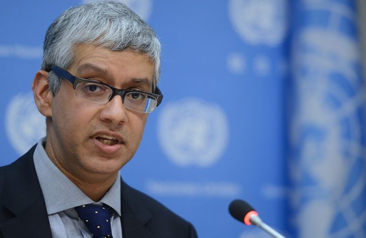 """الاعتقالات السياسية في مصر """"تقلق"""" الأمم المتحدة"""