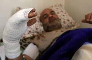 فرنسا تعد بتوجيه ضربة عسكرية لنظام الأسد إن ثبت استخدامه للأسلحة الكيماوية