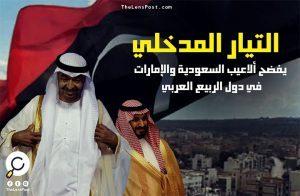 """""""التيار المدخلي"""" يفضح ألاعيب السعودية والإمارات في دول الربيع العربي"""
