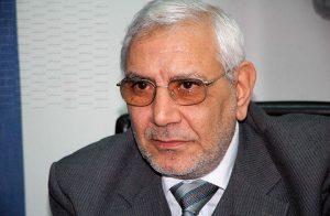 """أبو الفتوح: اتهام """"مرسي"""" بالتخابر مع قطر """"عيب"""" وما يحدث معه في السجن لا يليق"""