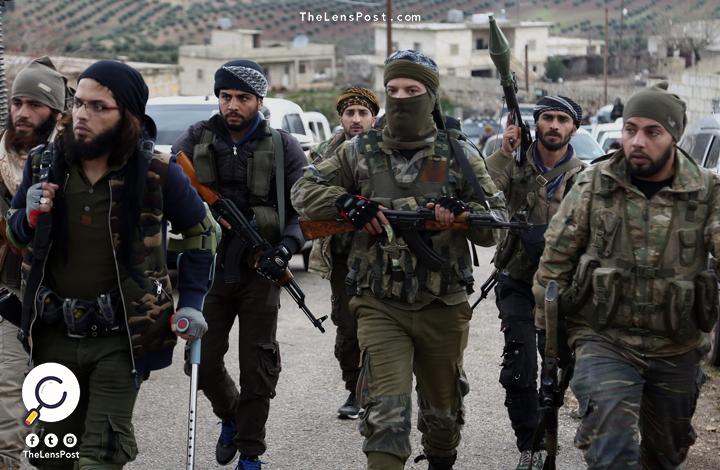 الجيش السوري الحر يسيطر على مركز عفرين