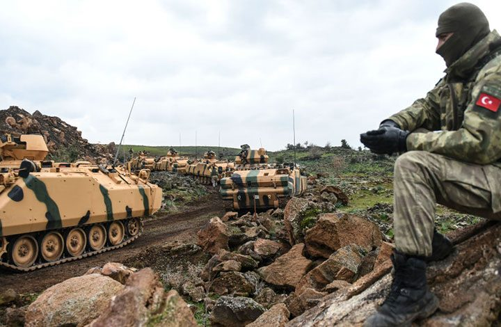 """تركيا: عملية """"غصن الزيتون"""" مستمرة وقواتنا استطاعت تحييد 2295 إرهابيا في عفرين"""