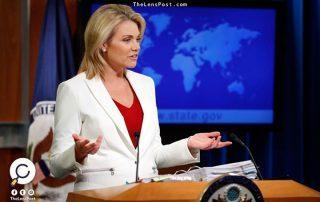 """الخارجية الأمريكية: تصريحات روسيا بشأن الممرات الإنسانية في الغوطة """"مزحة"""""""