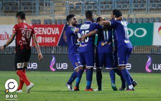 الأهلي يواصل سلسلة انتصاراته بالدوري المصري