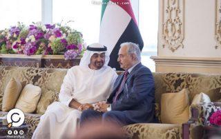 """مسؤول ليبي يكشف عن مصادر تمويل الإمارات لـ""""حفتر"""""""