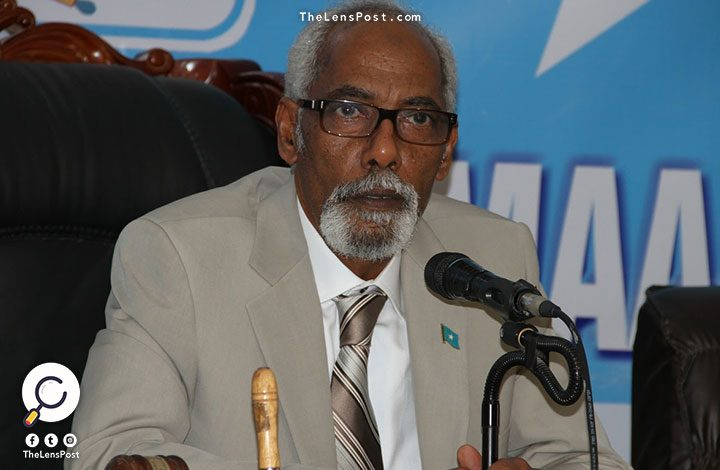"""البرلمان الصومالي يقرر منع شركة """"موانئ دبي"""" من العمل بالبلاد"""