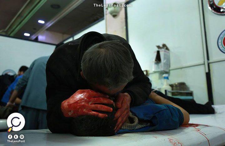 14 قتيلا في غارات جوية للنظام وروسيا على الغوطة الشرقية