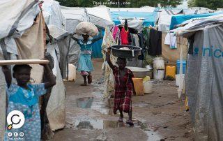 5.5 مليون شخص يحتاجون لمساعدات إنسانية بالسودان