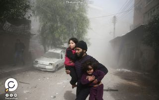 الأمم المتحدة: إجلاء 147 مدنيا من الغوطة الشرقية بسوريا