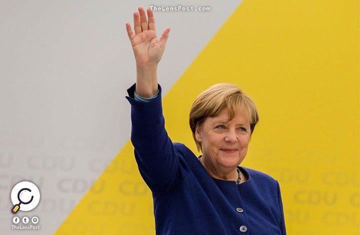 """بـ 364 صوتًا.. البرلمان الألماني ينتخب """"ميركل"""" مستشارة للبلاد لولاية رابعة"""