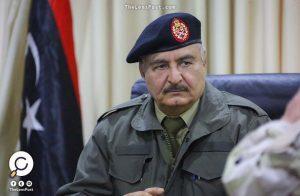 """ليبيا.. """"حفتر"""" يطلق عمليات """"فرض القانون"""""""
