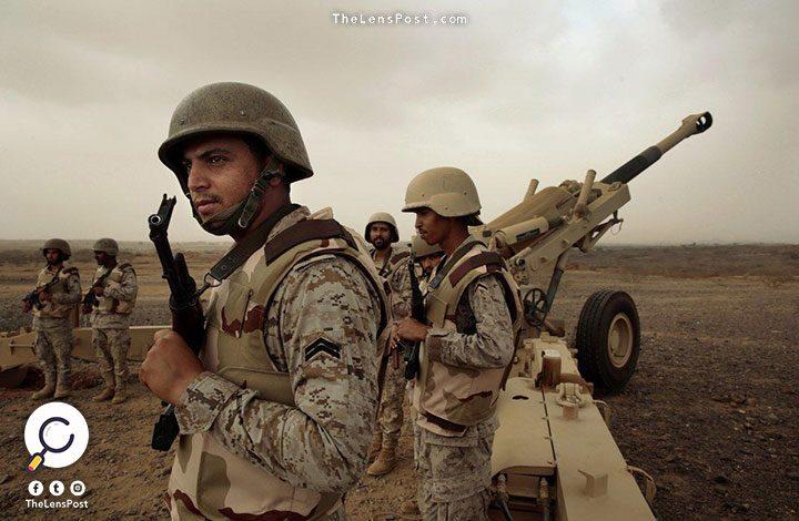 مقتل جنديين سعوديين جنوب غربي المملكة