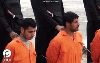 """الـ21.. مصر تتسلم رفات أقباط """"مذبحة سرت"""" الليبية"""