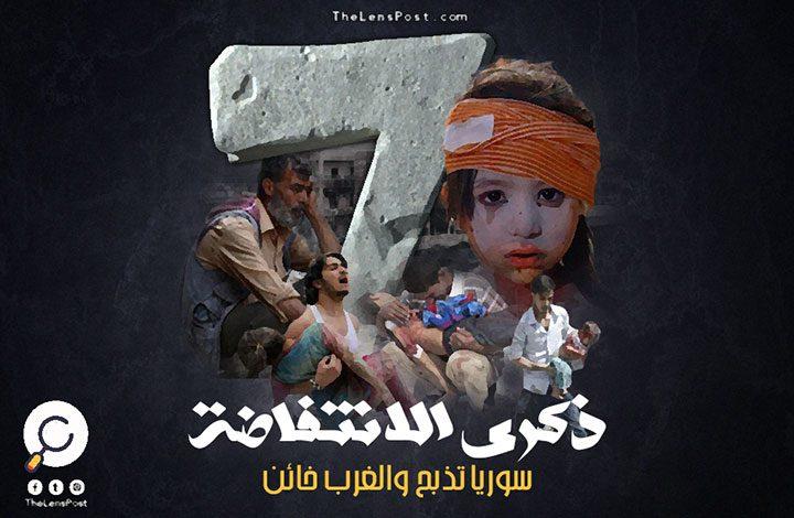 """نمورٌ من ورق.. """"كارينجي"""" في ذكرى الانتفاضة: سوريا تذبح والغرب خائن"""