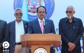 مجلس الشيوخ الصومالي يصدق على قرار بإلغاء الاتفاقيات المبرمة مع موانئ دبي