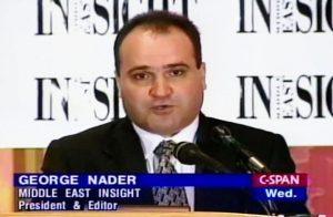 """فضائح جديدة بحق """"جورج نادر"""" مستشار """"بن زايد"""""""