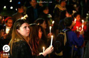 هولندا.. وقفات بالشموع تضامنا مع سكان الغوطة الشرقية بسوريا