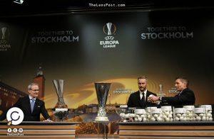 ننشر نتائح قرعة ربع نهائي الدوري الأوروبي