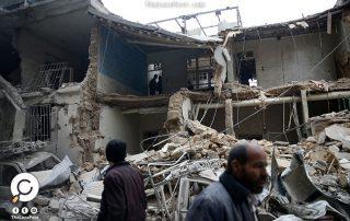 سوريا.. مقتل 19 مدنيًا في قصف على الغوطة الشرقية