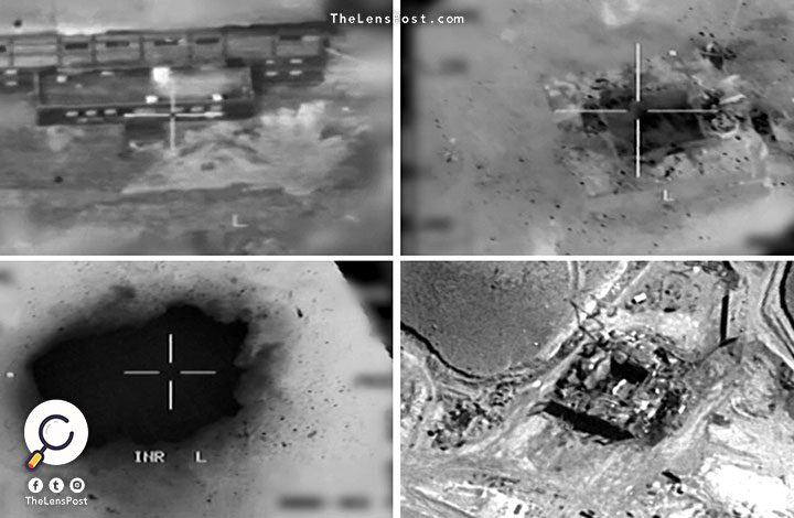 """رسميًّا.. الجيش الإسرائيلي يعترف بقصف """"المفاعل النووي السوري"""""""