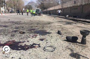 26 قتيلا و25 جريحا في تفجير العاصمة الأفغانية كابل
