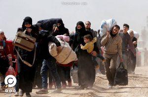 سوريا.. خروج 86 ألف شخص منذ بداية الهدنات في الغوطة الشرقية