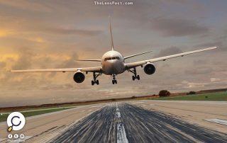 هبوط أول طائرة في إسرائيل عبر المجال الجوي السعودي