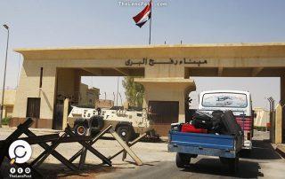 مصر تفتح معبر رفح لمدة يومين