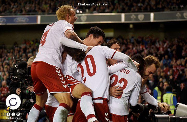 استعدادًا لمونديال روسيا.. فوز الدنمارك على بنما وديًا