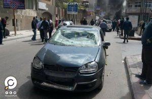 قبل الانتخابات المصرية بيومين .. تفجير سيارة مفخخة بالإسكندرية ومقتل شرطي