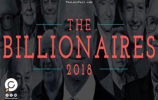 """بلا سعوديين.. """"فوربس"""" تنشر قائمة أغنى أغنياء العالم"""