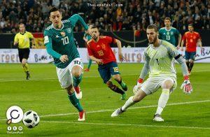 ضمن استعداداتهما لمونديال 2018.. التعادل يحسم قمة ألمانيا وإسبانيا الودية