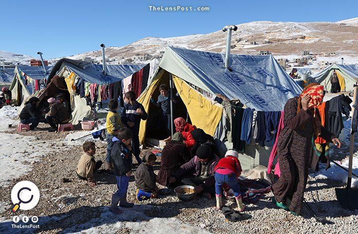 سوريا.. وصول القافلة الثالثة من مهجري الغوطة إلى ريف حماة