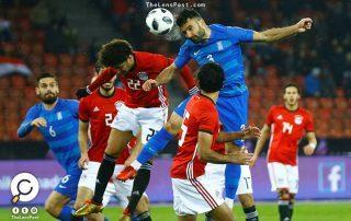 من اليونان.. هزيمة ودية جديدة لمصر استعدادًا لمونديال روسيا