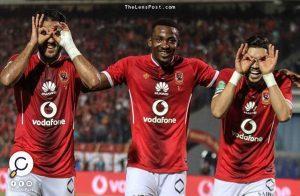 الأهلي المصري يضع قدمًا في مجموعات أبطال إفريقيا